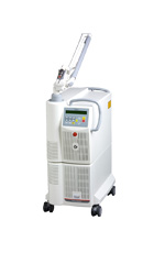Q-switched YAG laser QX