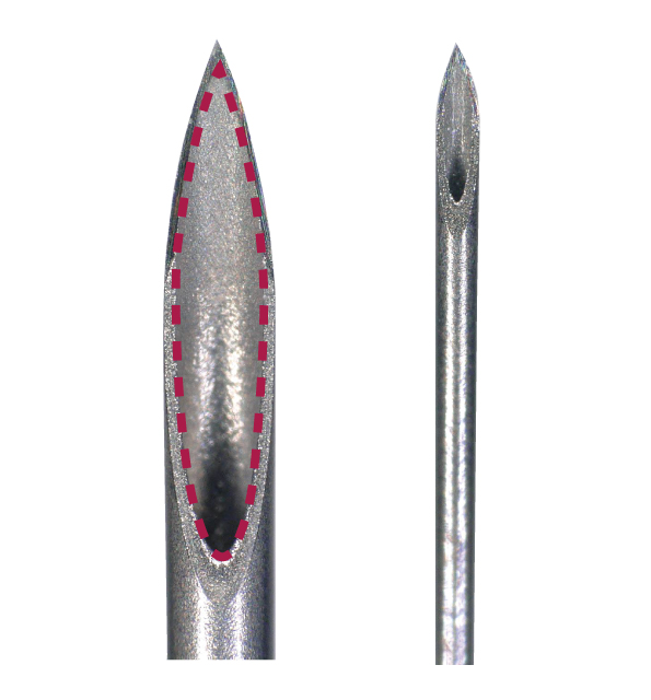 「Nano Needle」(ナノニードル)