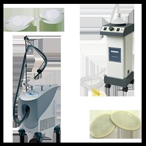 レーザー治療補助製品(保護用具)